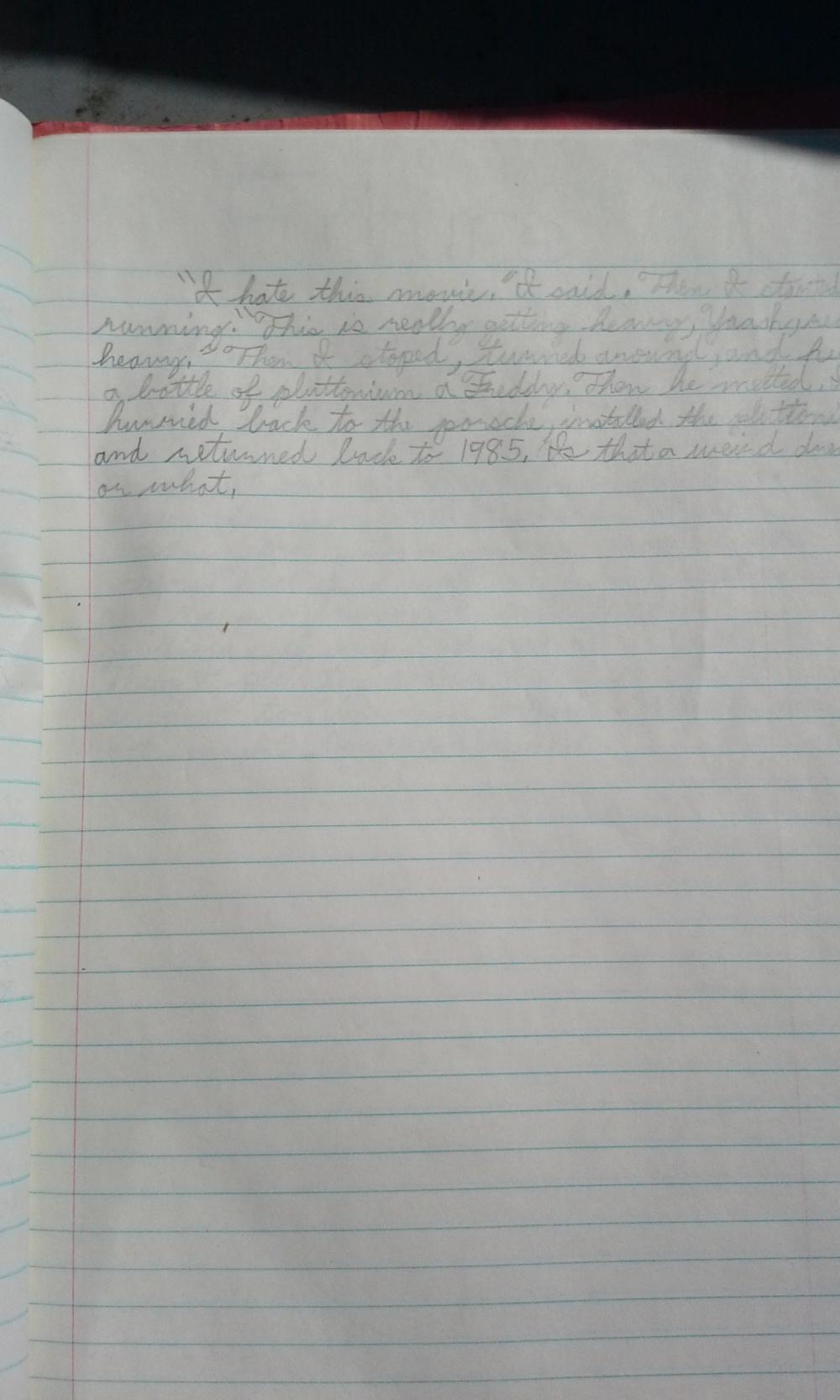 Dream Page 3